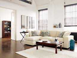 Cottage Style Sofa by Contemporary Cottage Style Decorating Living Room With Cool White