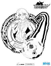 shinobu coloring page more beyblade content on hellokids com