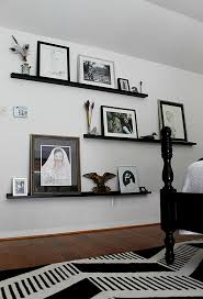 Decorating Bedroom Walls by Best 25 Cheap Floating Shelves Ideas On Pinterest Diy Wood