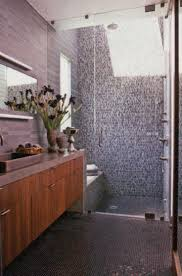 Gray Tile Bathroom Ideas 77 Best Tile In Physicality Images On Pinterest Bathroom Ideas
