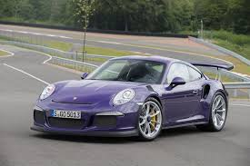 purple porsche boxster gorgeous ultraviolet porsche 911 gt3 rs gtspirit