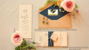 create your own wedding invitations best tips you need when creating your own wedding invitations