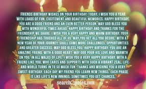 quotes for your best friend for her birthday long quotes for your