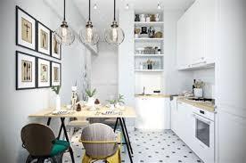 cuisine scandinave design charming cuisine taupe et bois 6 1001 conseils et id233es pour la