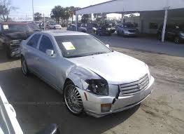 cadillac cts 2003 for sale salvage title 2003 cadillac cts for sale in sanford fl 19651862