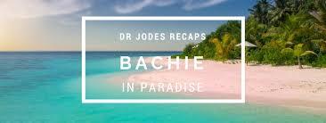 recap bachelor in paradise australia s1 e04 book thingo