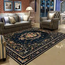 Bedroom Area Rug Mediterranean Style Rugs And Carpets For Home Living Room Large