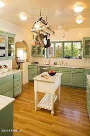 Antique Green Kitchen Cabinets Singer Linda Ronstadt U0027s Pink House For Sale In Arizona Green