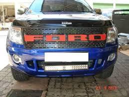 front grill ford ranger raptor front grill ford ranger t6 2012 v4 for sale