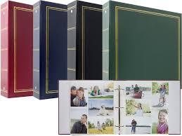 4x6 pocket photo album mbi 4000 46n 3 ring 4x6 bi directional photo album