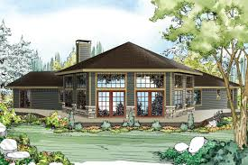 ranch house 2391 sq ft ranch house plan silvercrest 11 143 rear elevation