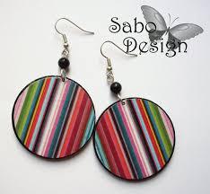 decoupage earrings 26 best diy decoupage earrings images on jewellery