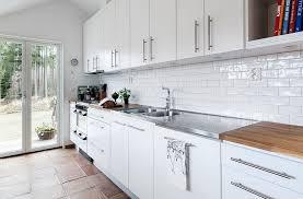 cuisine carrelage blanc credence cuisine carrelage blanc cuisine idées de décoration de
