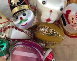 ugly ornaments etsy