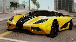 koenigsegg winter koenigsegg agera r 2014 for gta san andreas