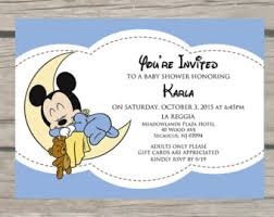 baby mickey mouse baby shower baby mickey baby shower invitations diabetesmang info