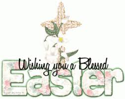 happy easter dear backyard happy easter to my dear family and friends