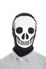 halloween skeleton masks morphsuits morph masks unisex halloween fancy dress costume