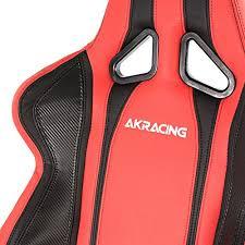 fauteuil de bureau sport racing akracing ak 6012 bb ak racing inferno gaming chair black