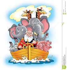 bible noah u0027s ark ship noah salvation stock illustration image