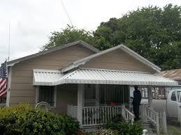 Aluminum Porch Awning Aluminum Awnings