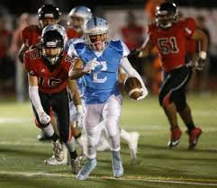 Seeking Titles Ccs Football Playoffs Half Moon Bay Hillsdale Seeking Titles