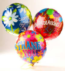 foil balloons helium filled foil balloons daffodils exmouth florists