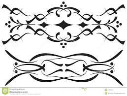 decorative scrolls stock images image 1487854