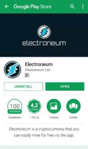how to app on android how to install the electroneum app on android