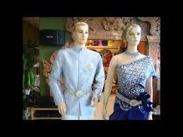 wedding clothes khmer wedding clothes