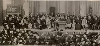 international peace conferences