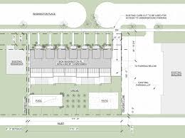 revised plans for holy corners townhomes still short of cro