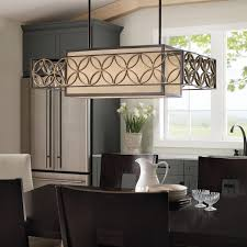 dining lighting chandelier table lamp modern room pendant with