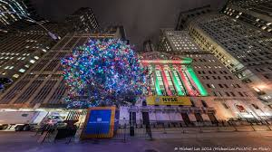 lights in new york 2016 michael