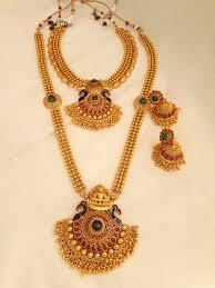 necklace sets images Double necklace sets design 1 vasthra jewels jpg