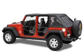 jeep wrangler unlimited half doors amazon com bestop 51810 01 satin black highrock 4x4 element door