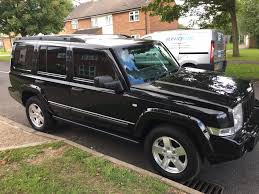 jeep commander used 2006 jeep commander v6 crd predator for sale in herts