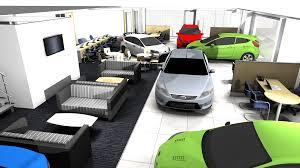 car showroom interior design interior pinterest