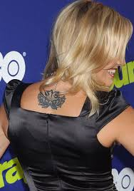 malin akerman tattoos pictures photos images pics of her tattoos