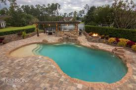 Lowes Patio Pavers by Stone Texture Paver Designs Tremron Pavers Paver Patio Ideas