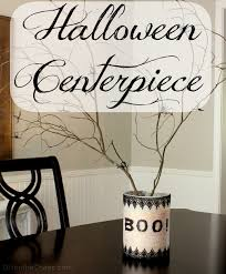 halloween centerpiece tutorial erin spain