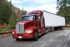 kenworth tractor trailer test drive kenworth t660