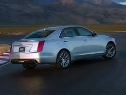 used cadillac cts prices cadillac cts sedan models price specs reviews cars com
