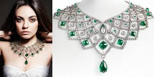 emerald earrings necklace images Jewelry trends 2015 all about emeralds emerald jewelry soho jpg