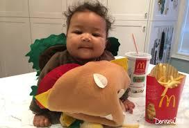 baby strawberry costumes for halloween diy halloween hamburger costume for babies denise wild