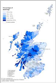 Map Of Glasgow Scotland Estimates Of Households And Dwellings In Scotland 2011