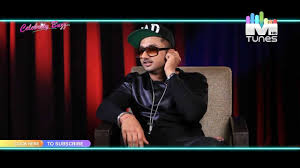 honey singh earrings honey singh incomplete without his diamond stud