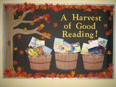 13 best fall thanksgiving library ideas images on