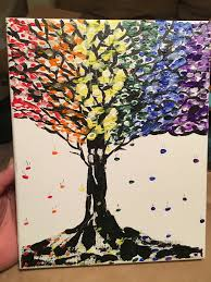 house warming present painted a tree as a house warming gift is it alright enough to