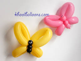 butterfly balloons butterfly balloon animals balloons and paint